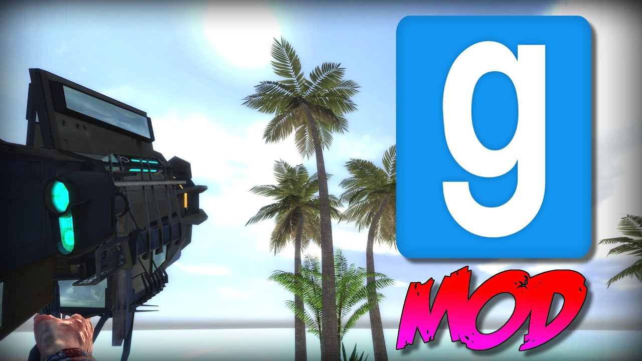 Garry's Mod: AWESOME WEAPON PACK (Gasmask's Armory) | Mod Showcase