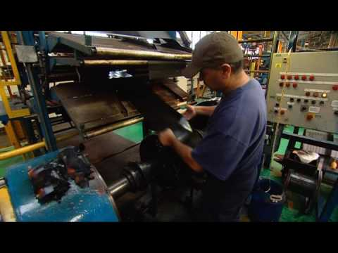 Dunlop Factory Visit