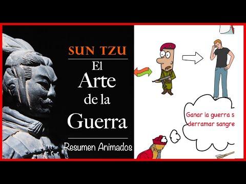 EL ARTE DE LA GUERRA DE SUN TZU- RESUMEN ANIMADO