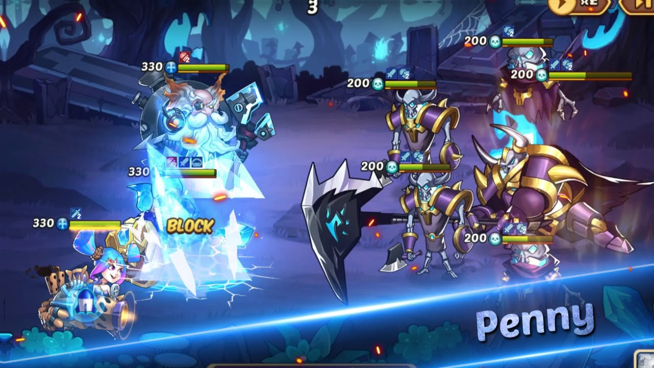 Idle heroes precision explained