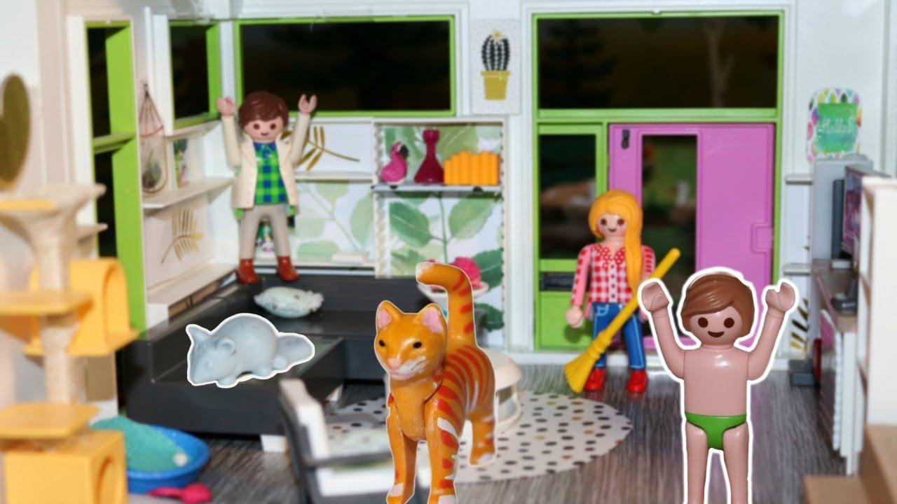 playmobil film deutsch die maus im haus playmobil. Black Bedroom Furniture Sets. Home Design Ideas