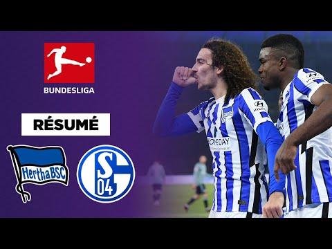 🇩🇪 Résumé : Guendouzi et le Hertha Berlin enfoncent Schalke dans la crise
