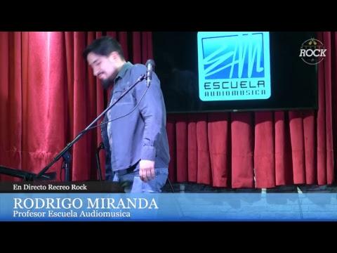 Programa Recreo Rock con el Rodrigo Miranda