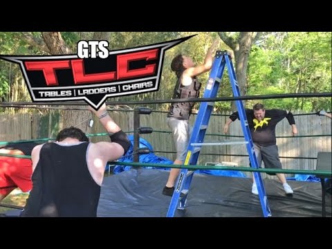6 MAN TLC MATCH FOR GTS WRESTLING CHAMPIONSHIP