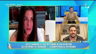 Ismael La Rosa revela cuál es el primer destino de El Dorado