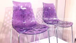 Пластиковые стулья  для кухни.  Стул пластиковый АC 066(Пластиковые стулья для кухни. Стул пластиковый АC 066 Материал металл, пластик Цвет прозрачный, голубой,..., 2017-02-10T11:23:31.000Z)