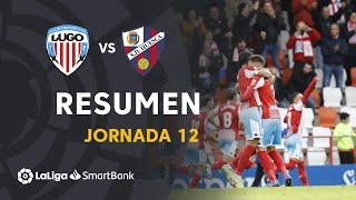 Resumen de CD Lugo vs SD Huesca (3-2)