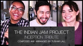 INCEPTION INDIAN VERSION | Tushar Lall |  The Indian Jam Project | Reaction!