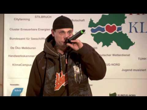 4. Hamburger Klimawoche 2012 - Klimanacht - Bühnenprogramm - Klimarap Lübeck - Kallsen & Bassbarth