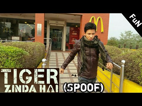 Tiger Zinda hai (Spoof) | Amit bhadana | Round2hell | Round2World | R2W