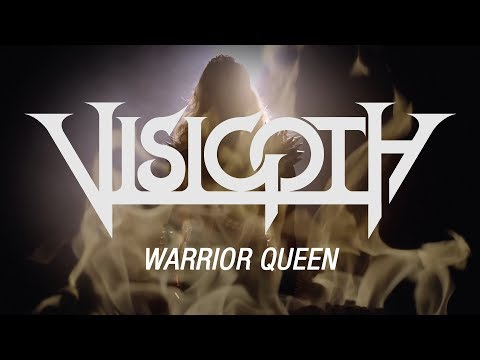 "Visigoth ""Warrior Queen"" (OFFICIAL VIDEO)"