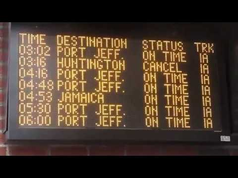 LIRR leaves Port Jefferson Branch riders stranded this afternoon!
