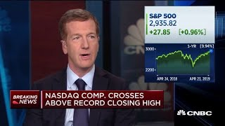 Earnings growth expectations for second part of the year are too high: Morgan Stanley's Mike Wi