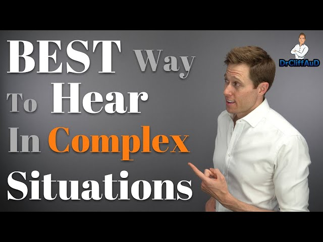 BEST Way to HEAR in Complex Situations   Phonak Roger Wireless Microphones
