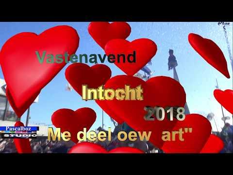 Vastenavend Intocht Krabbegat 2018  ( Bergen Op Zoom )
