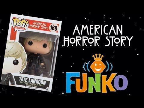 Pop Figure Tate American Horror Story