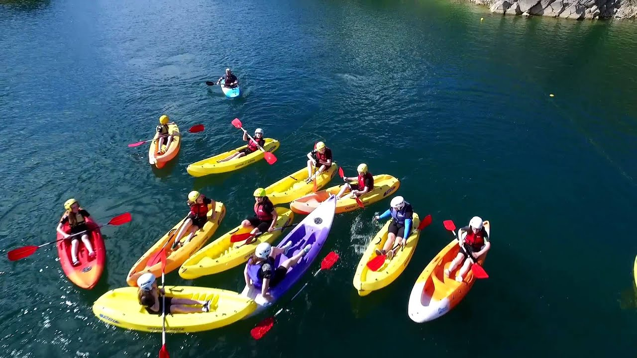 Ballyhass Lakes Activity Centre Ireland S Leading Adventure Providers Youtube