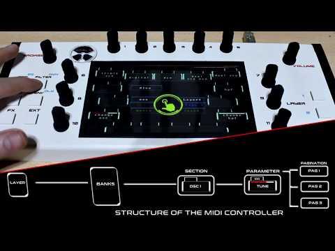"""Ctrl x """"Midi Controller"""""""