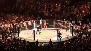 UFC Liverpool Till vs Wonderboy Entrance
