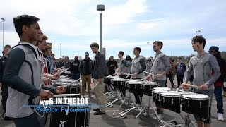 In the Lot: Freedom Percussion