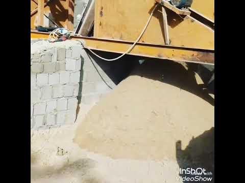 White sand supplier in Dubai, UAE