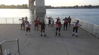 Twice da Hype - Zumba/Hip Hop Fitness-Post To Be