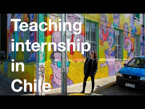 Teaching internship in Chile | English Language and Communication | Oxford Brookes University