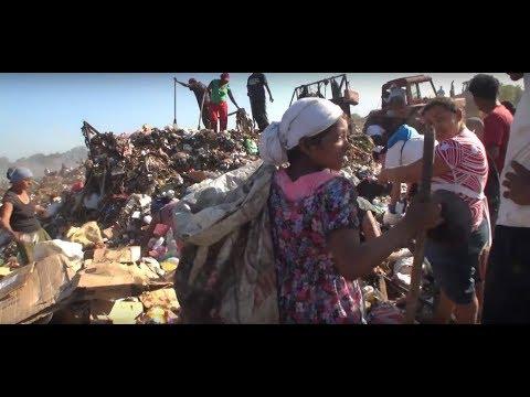 Surviving in a Nicaraguan Garbage Dump