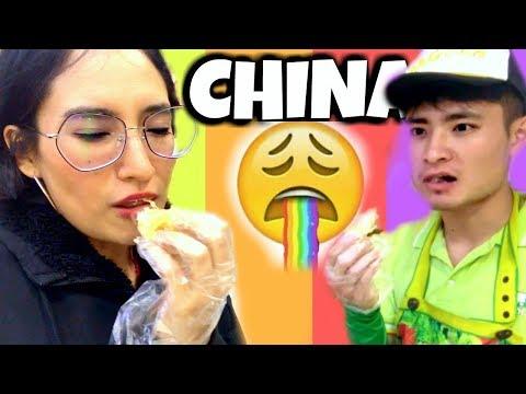 NO CREERAN lo que PROBE en CHINA! 🤮