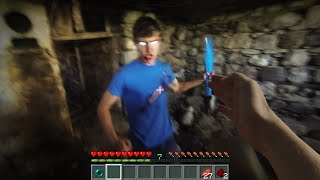 Minecraft: The Hunt for Herobrine (Live Action)