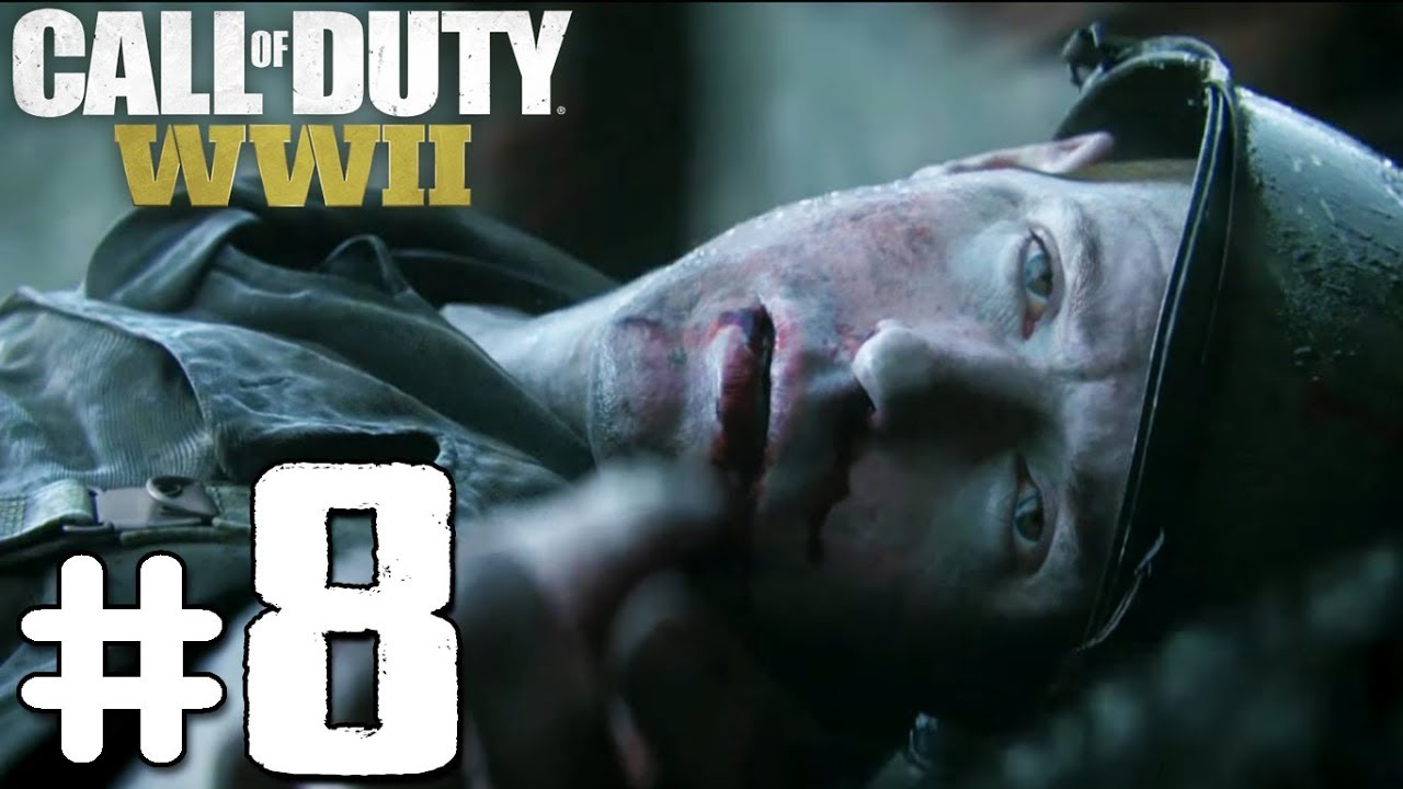 Call of Duty WW2 :  หมวดทำดีที่สุดแล้ว For Turner Part-8 [Ringingz] (ไทย) TH