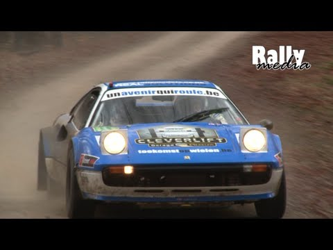 This dirty Group 4 Ferrari 308 GTB sounds incredible
