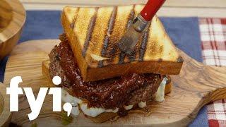 Beat the Heat: Texas Toast Burger Recipe  FYI