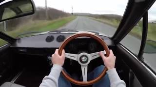 1982 Alfa Romeo Alfasud Sprint Veloce 1.5 Trofeo Edition: number 154 of 200 - POV TEST...