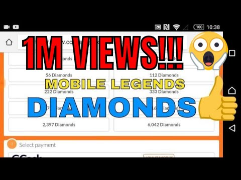How To Buy Diamonds In Coda Shop Via Globe Load (For Giveaway) | Mobile Legends Dias