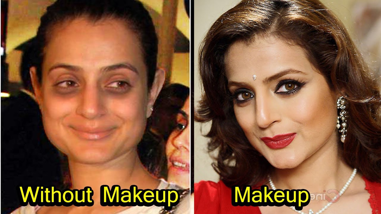 20 bollywood actress who look unrecognizable without makeup - youtube