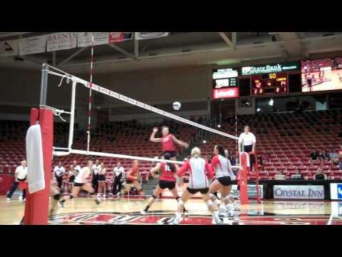 SUU Volleyball Intro 2012