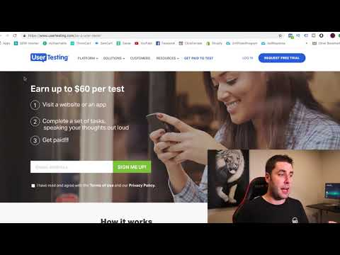 How To Make Make Money Online by Just WATCHING VIDEOS! (EASY 2019)