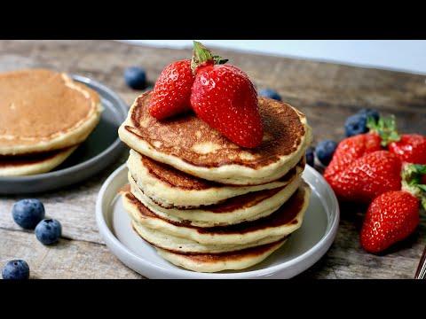 pancakes-à-la-ricotta-légers-et-fluffy-|-william's-kitchen