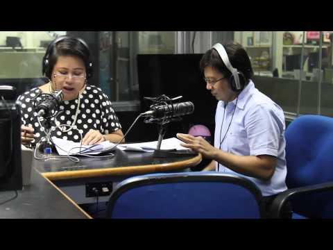 Radyo Mo Sa Nutrisyon Yr 6 Episode 9: Inuming Mata