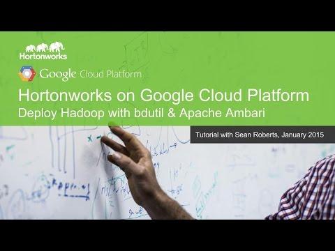 Hortonworks on Google Cloud Platform