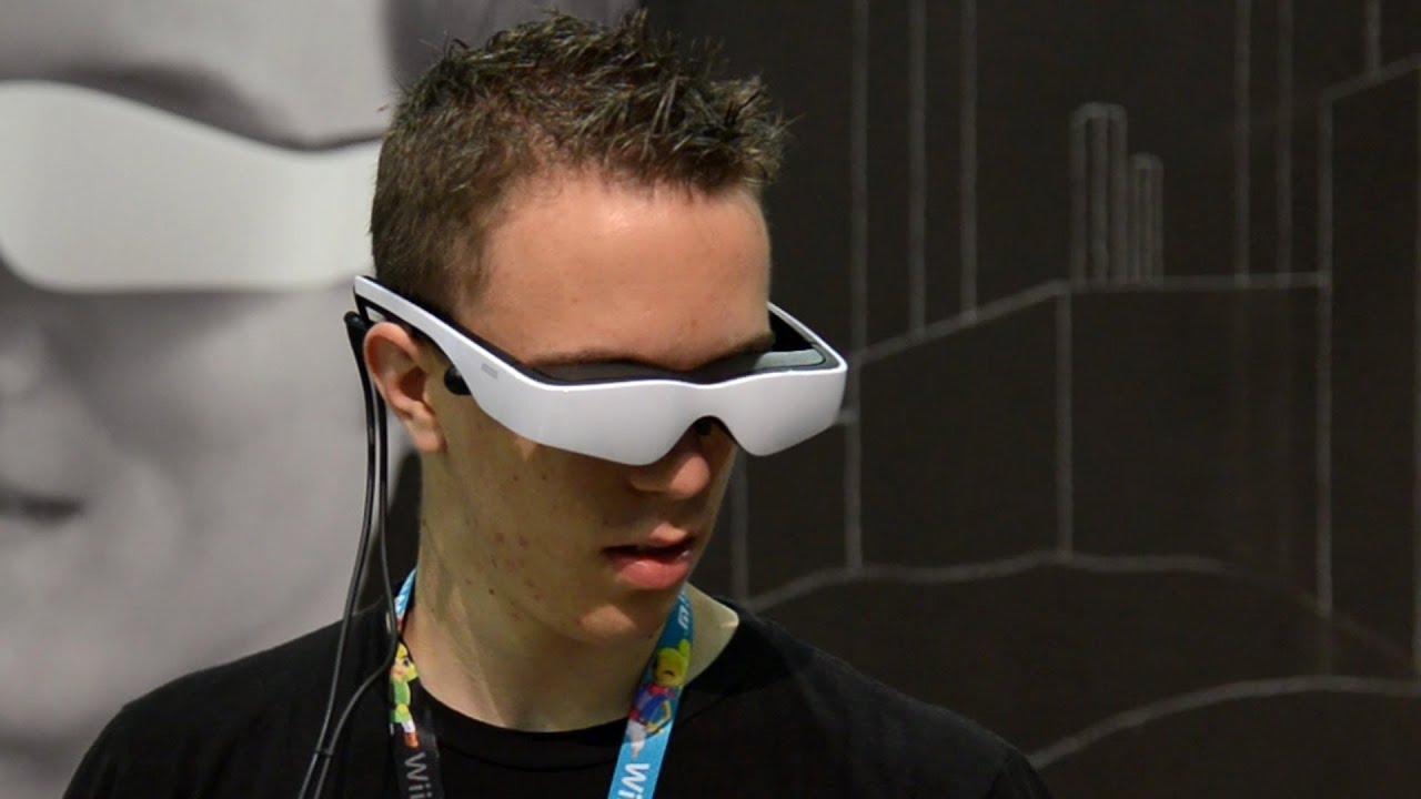 8ce3f7e76ec6 Virtual Reality Gaming! Oculus Rift   Cinemizer OLED - YouTube