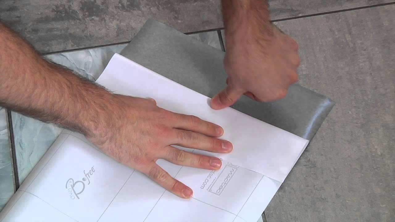 Coprire Piastrelle Cucina Con Pannelli adesivi per piastrelle