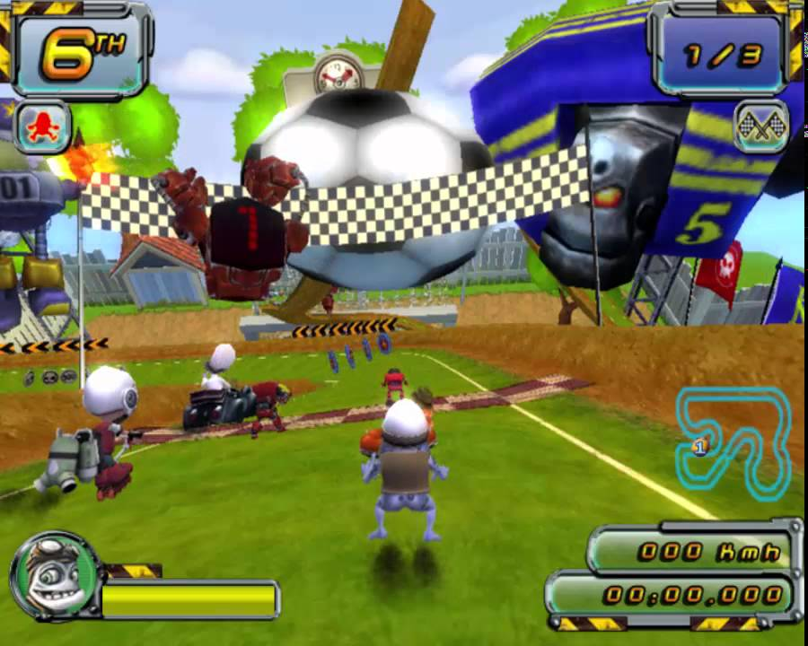 Crazy frog racer 2 game | pc games downloads.