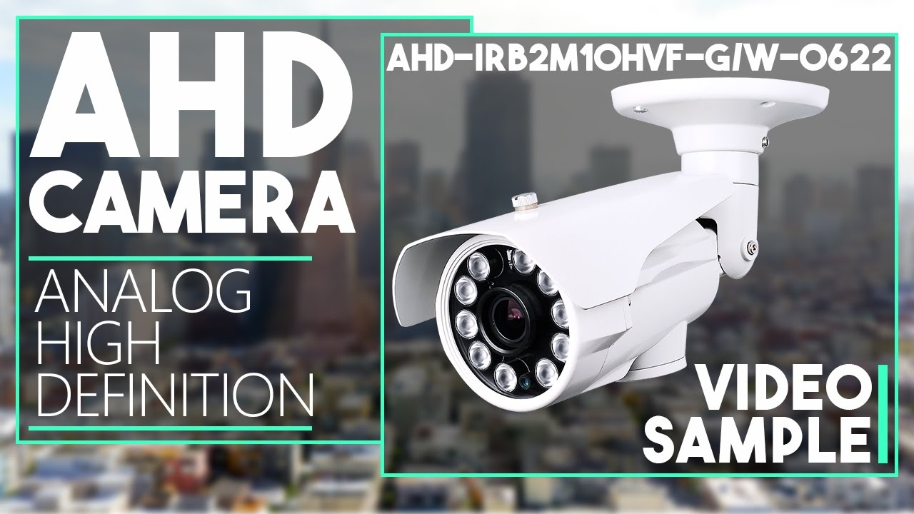 AHD-IRB2M10HVF-G/W-0622 - 2.4MP AHD Bullet Camera Day & Night ...
