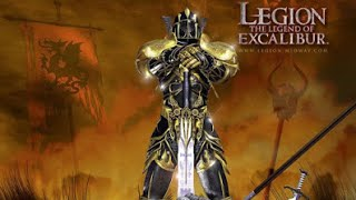 (PS2) Legion: Legend of Excalibur (Part 11) - Fire Knight (Mission 8)
