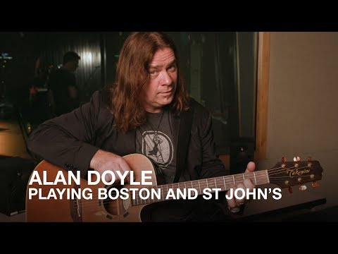 Alan Doyle shows us how-to-play