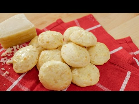 Hot Chewy Cheese Puff Recipe (Argentinian Chipa) - Pai's Kitchen!
