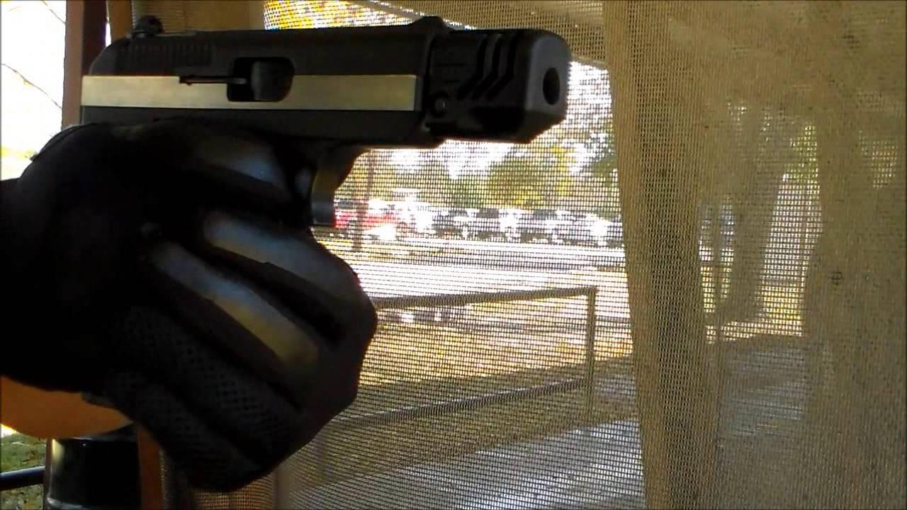 HI POINT CF 380 COMP SHOOTING