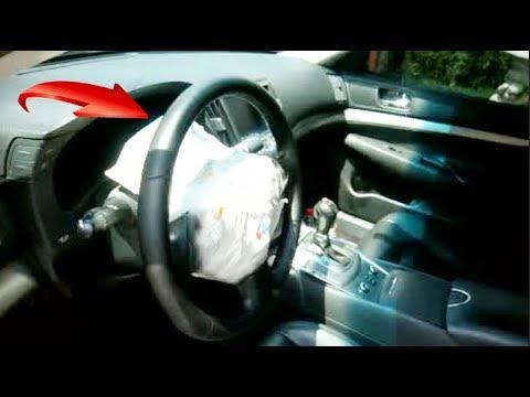 Как обновить руль автомобиля своими руками